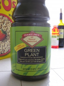 Green Plant Drink